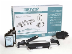 Hyco 1.0 Complete Outboard Hydraulic Steering System 150HP and below